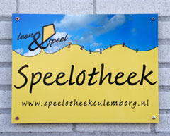 bordje speelotheek